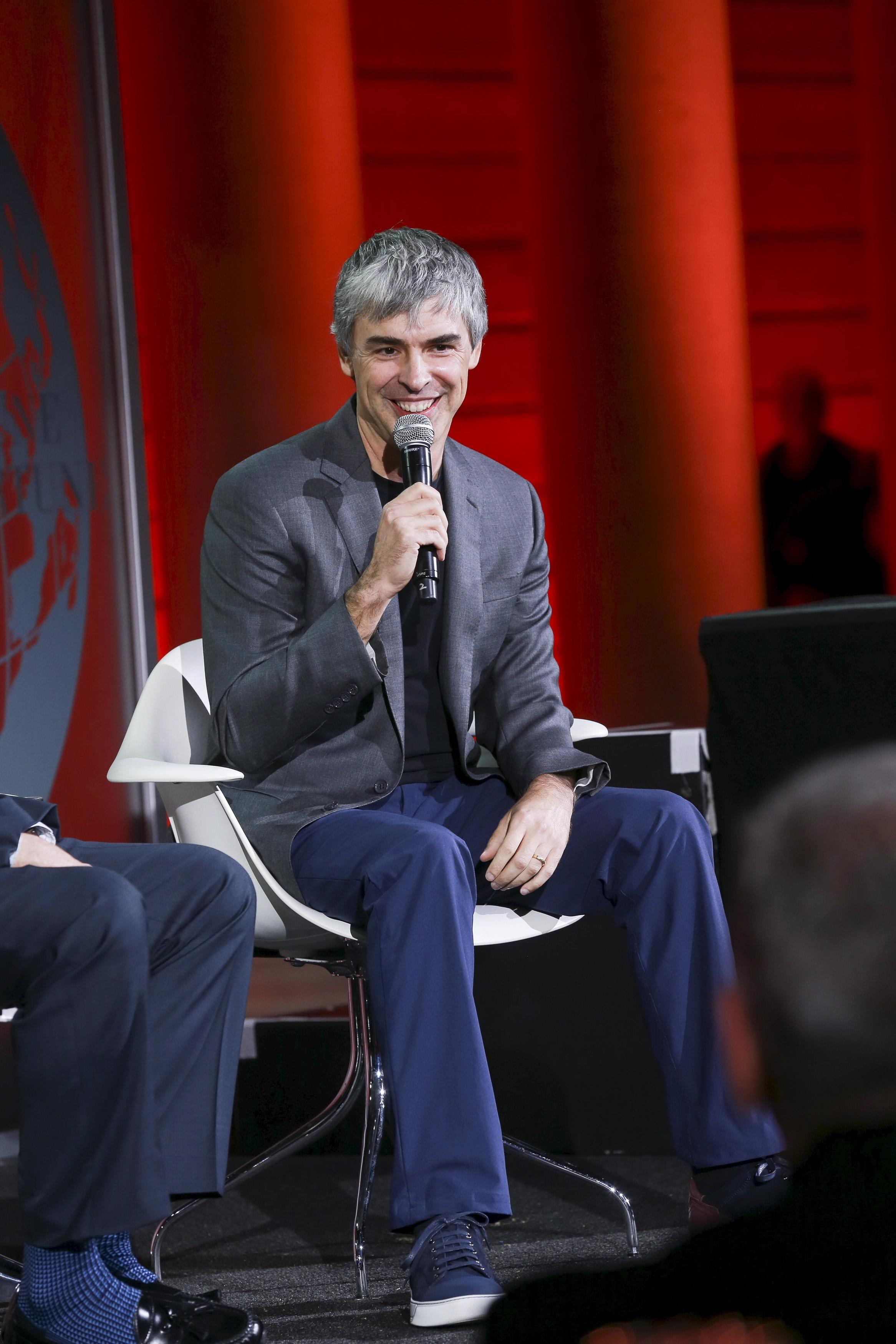 Larry Page, CEO and Director of Alphabet Inc.
