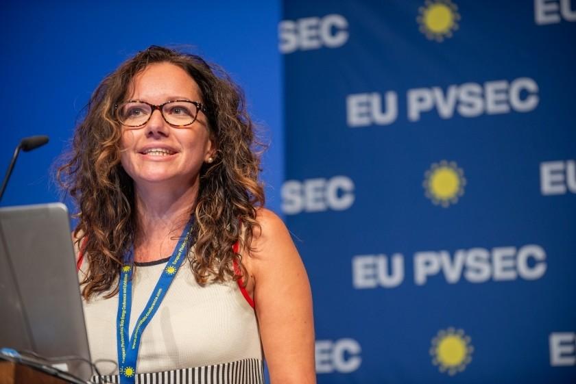 Florence Lambert, président de l'UE PVSEC 2019 et directrice du CEA-Liten.