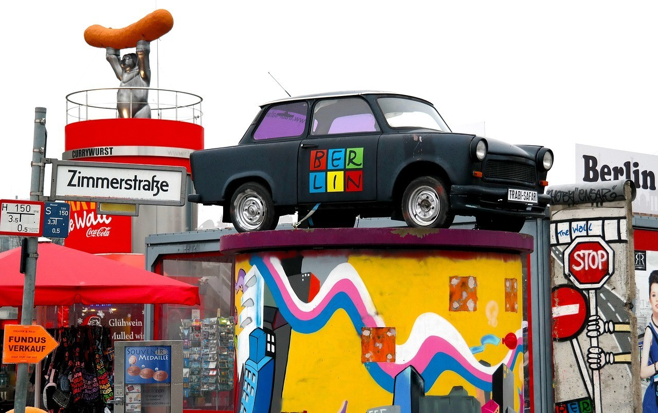 The Trabant has become an icon