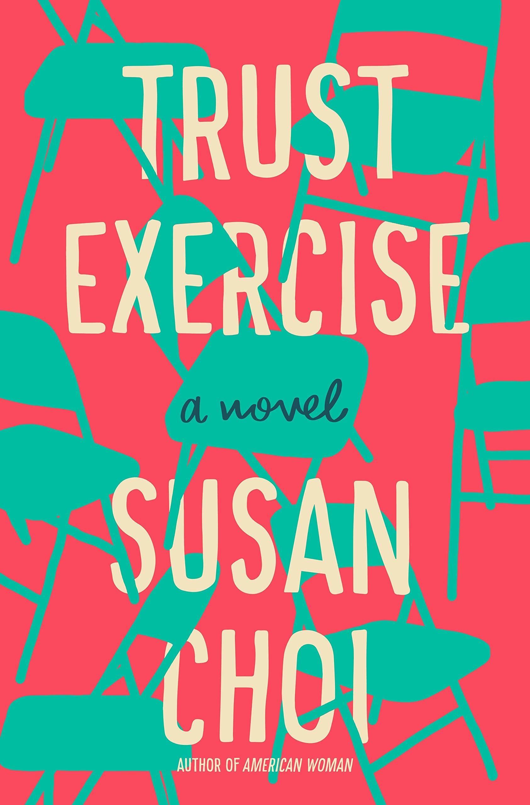 'Trust Exercise' by Susan Choi read reading novel literature education Barack Obama