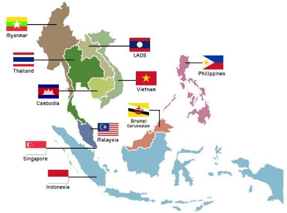 malaysia indonesia thailand philippines relationship