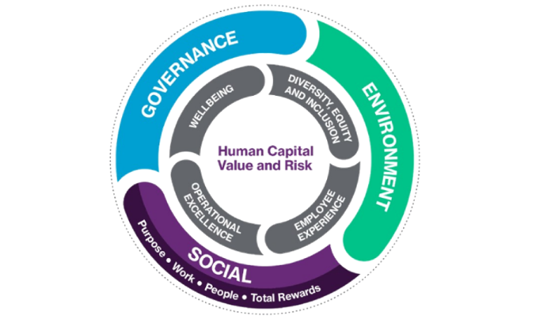 Willis Towers Watson's Human Capital Value and Risk Model