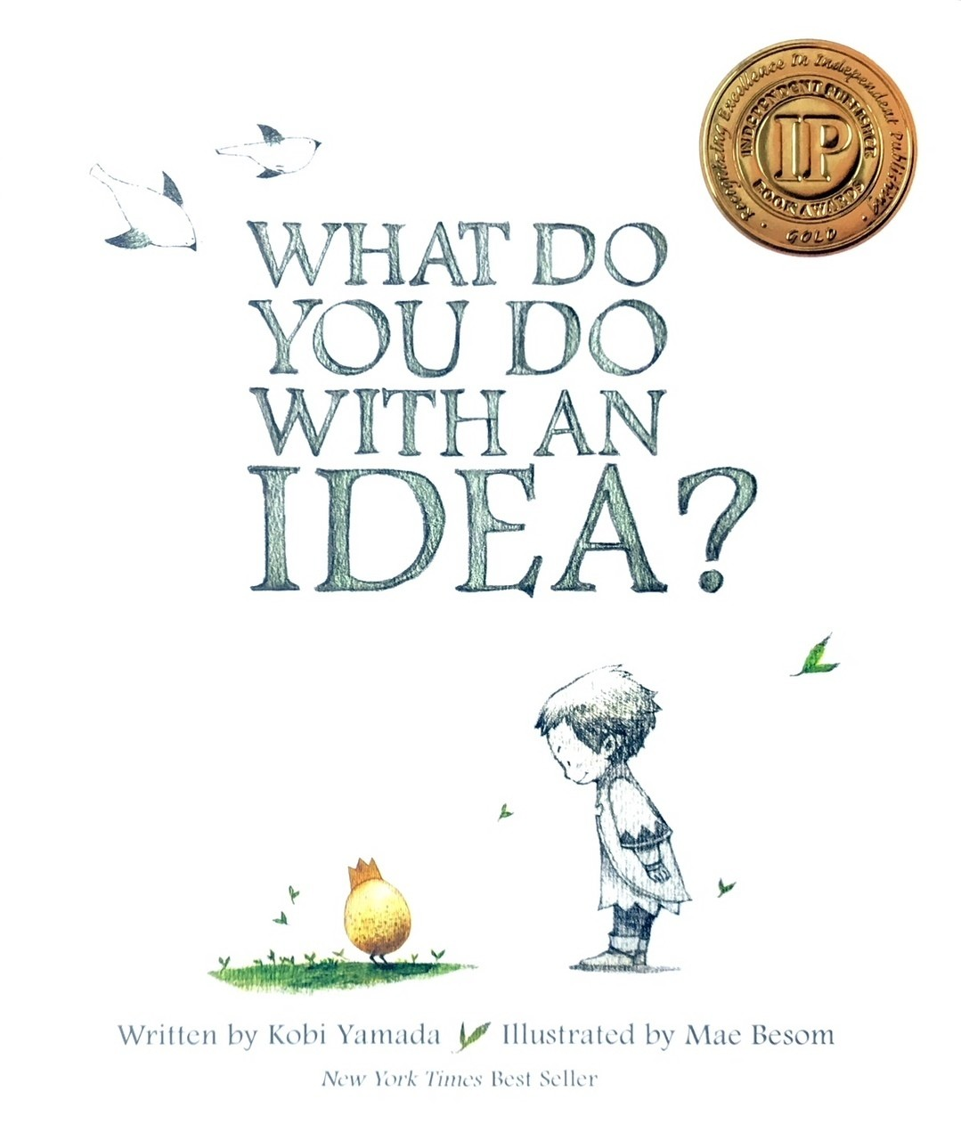 what do you do with an idea kobi yamada compendium book literature picture book young challenge