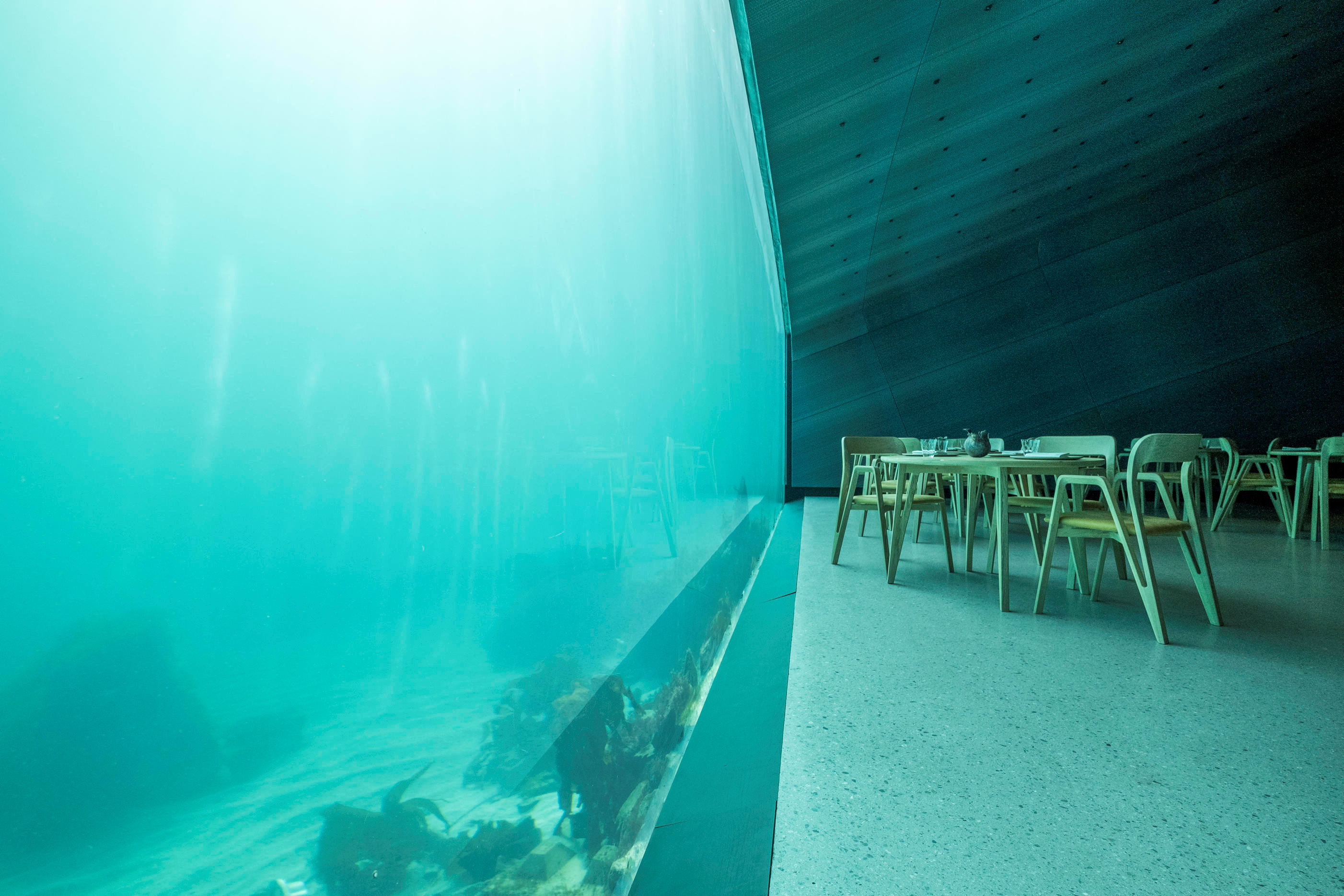 Interiors of