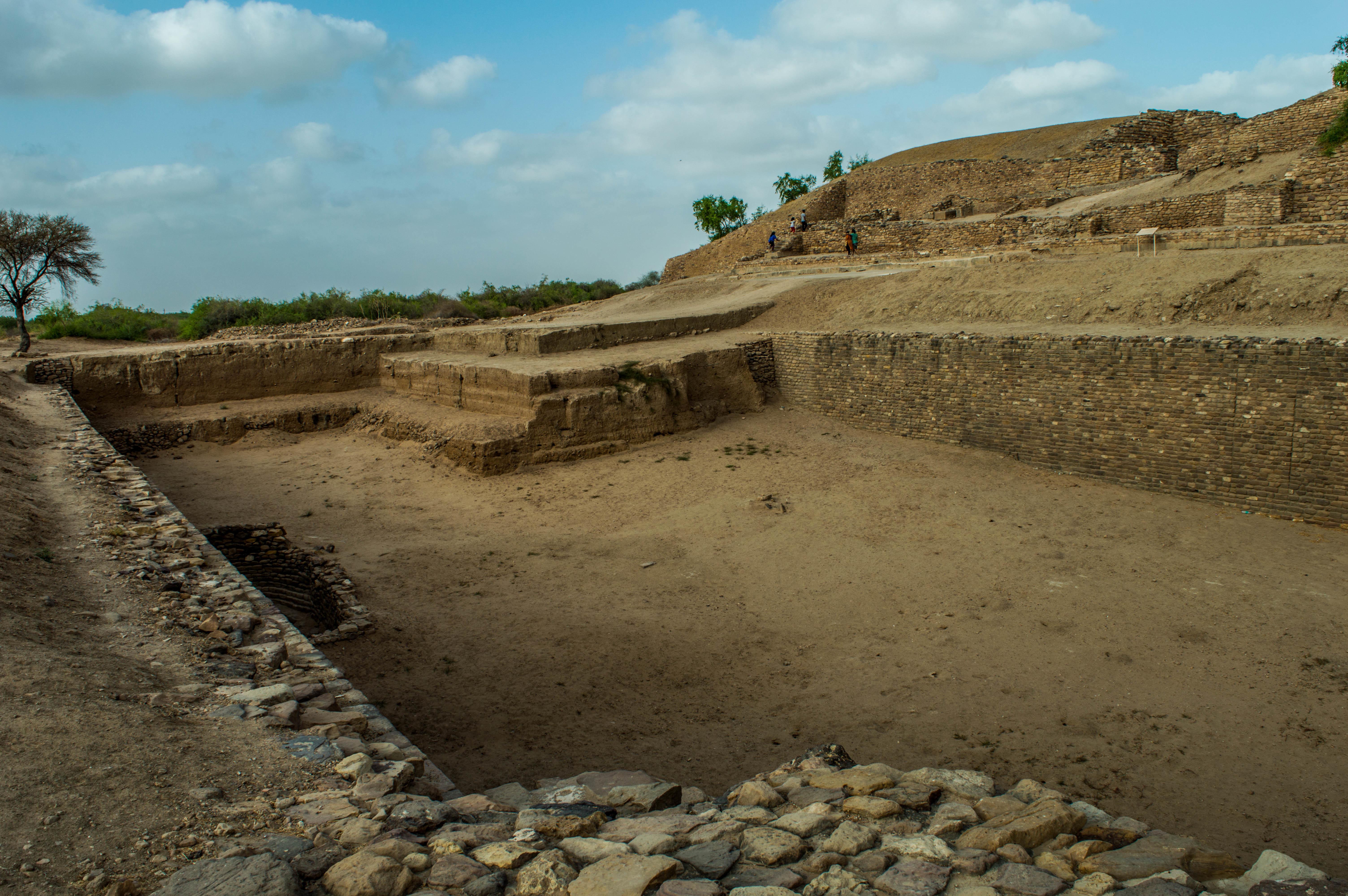 Dholavira: a Harappan city