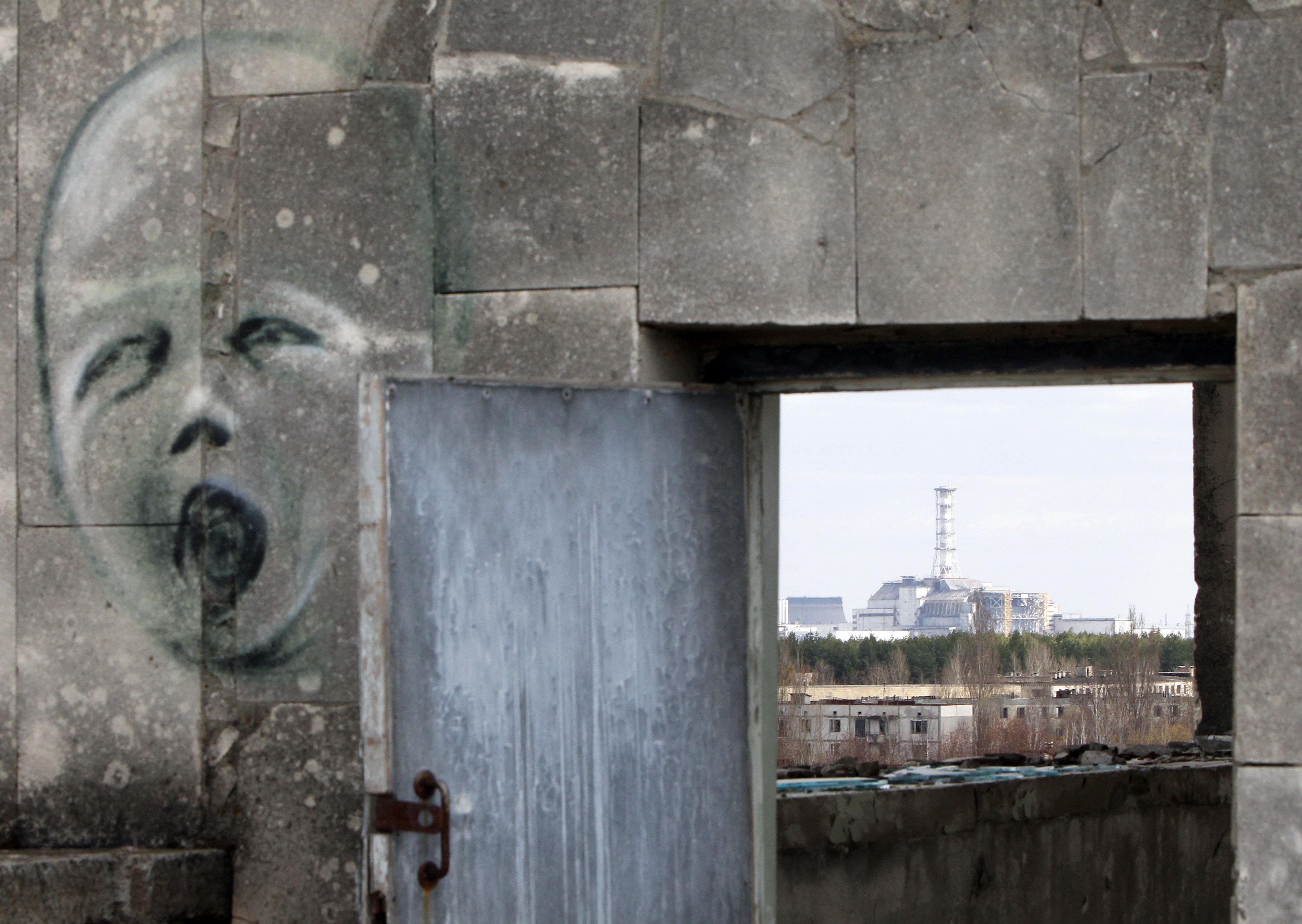Chernobyl in pictures: 30 years on | World Economic Forum