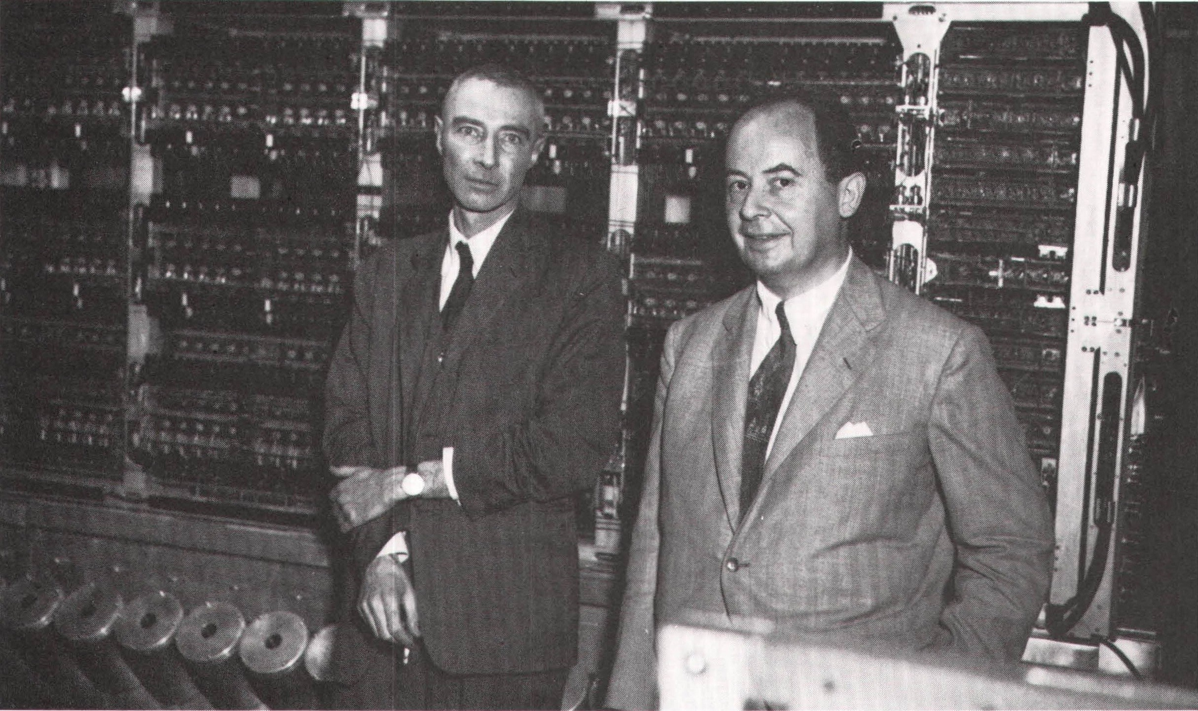 A memory chip in a modern cellphone has a million times more capacity than John Von Neumann's IAS Machine