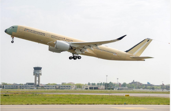Airbus's Ultra Long Range aircraft can stay in the air for 20 hours.