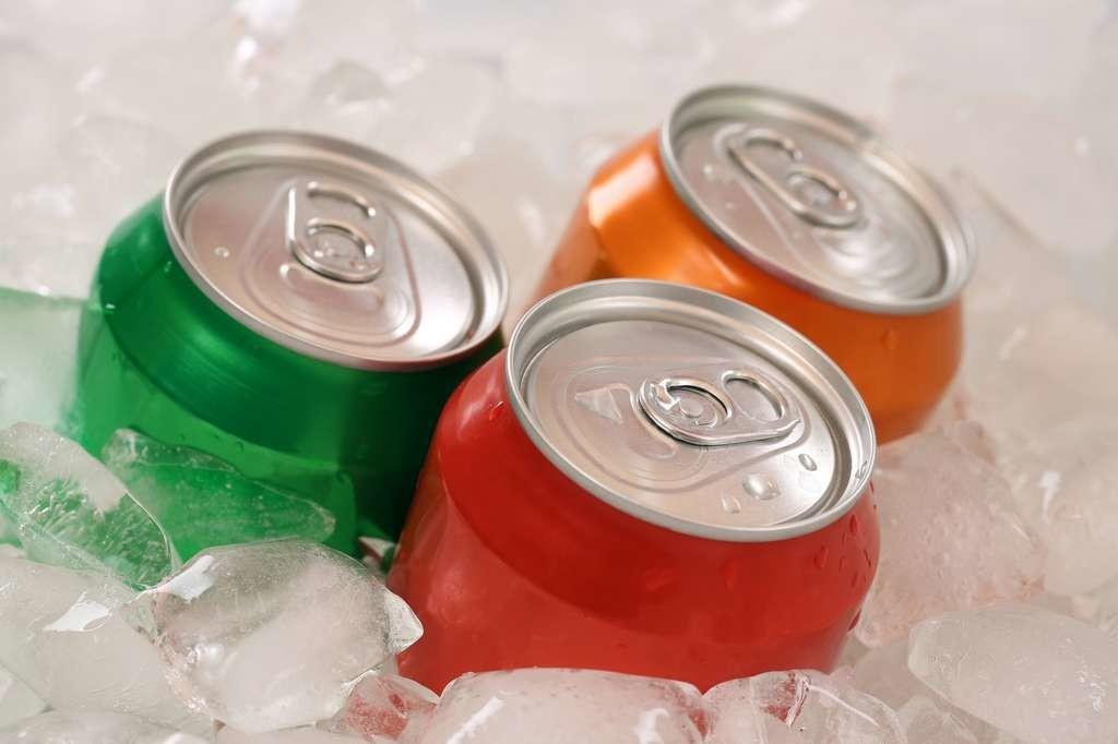 Les sodas sont des aliments ultratransformés.