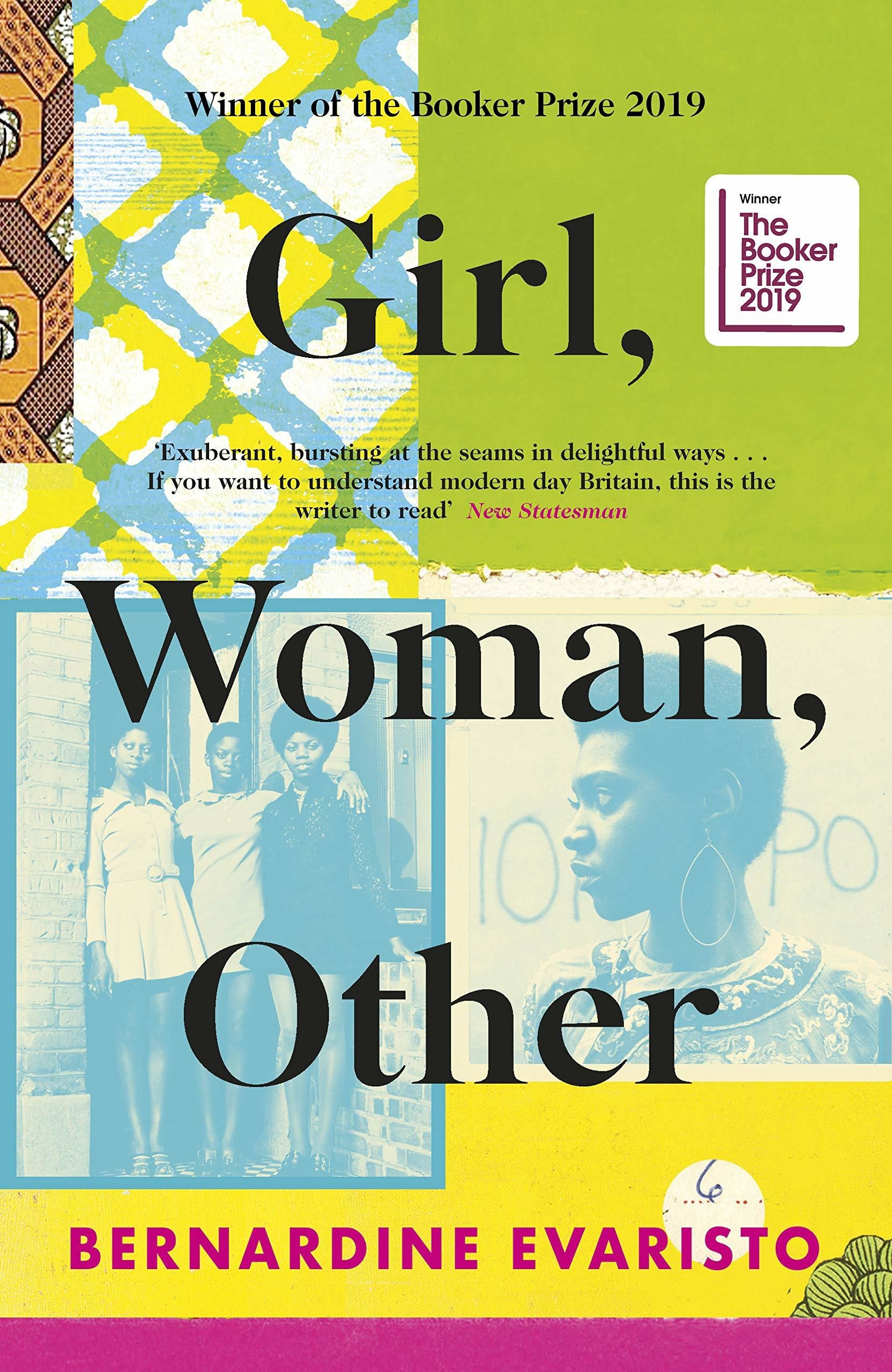 girl woman other bernardine evaristo booker prize Barack Obama