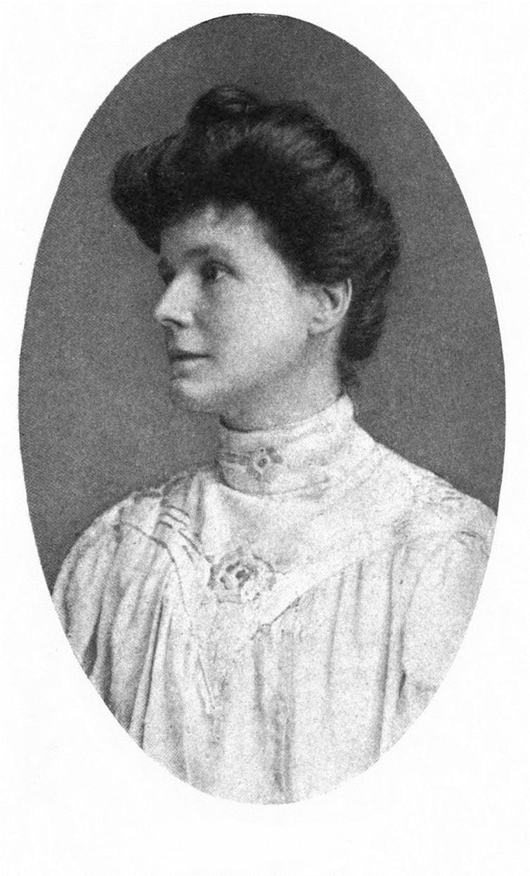 May Sinclair was the pseudonym of English novelist Mary Amelia St. Clair.