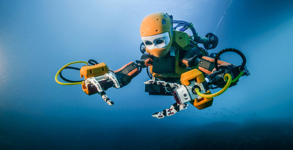 12 robots that could make (or break) the oceans   World Economic Forum