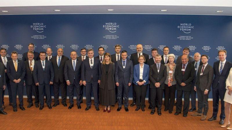 Western Balkans leaders