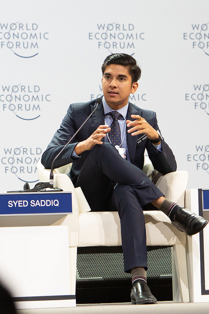 Syed Saddiq Abdul Rahman, Minister of Youth and Sports of Malaysia capture during the session: Open Forum: ASEAN 4.0 for All? at the World Economic Forum on ASEAN 2018 in Ha Noi, Viet Nam, September 11, 2018