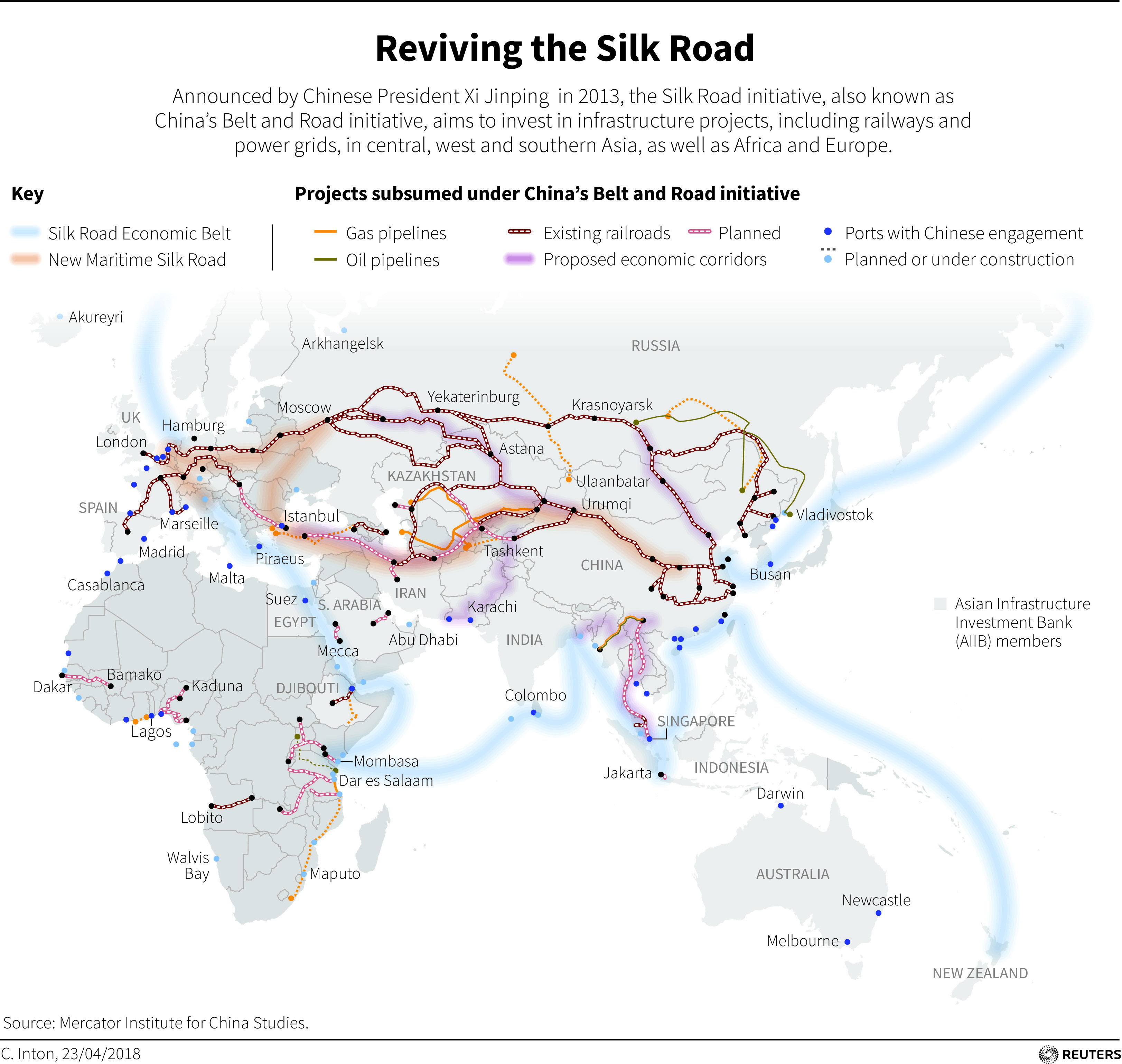 Could a Digital Silk Road solve the Belt and Road's