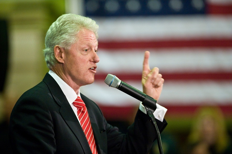 Bill Clinton pushed for tighter cooperation