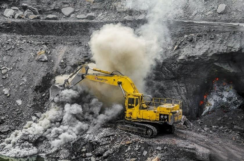 Une mine de charbon en Inde. Les énergies fossiles représentent encore 80 % de la consommation énergétique mondiale, selon l'AIE, et 70 % de la hausse de la consommation énergétique en 2018.