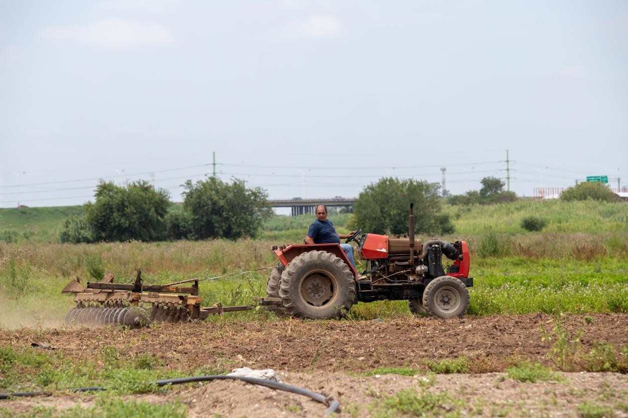 The Urban Agriculture Program's expansion to areas outside the city protects the land from urban development and conversion to soy cultivation, helps reduce flood risk and lowers air temperatures.