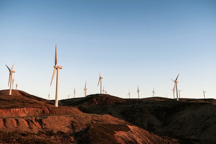 Transitioning to renewable energy can be motivated on a local, as well as national, level.
