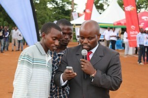 Youth and ICT raises awareness of 4G in Kigali
