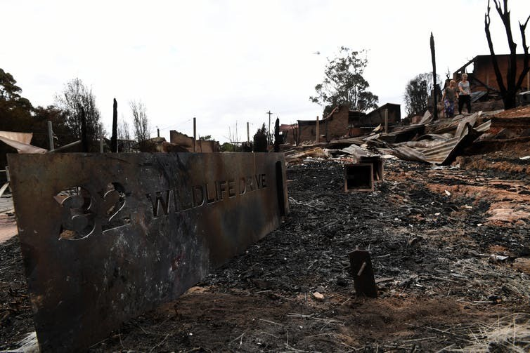 Residents of bushfire-prone areas that become impossible to defend might have to consider moving.