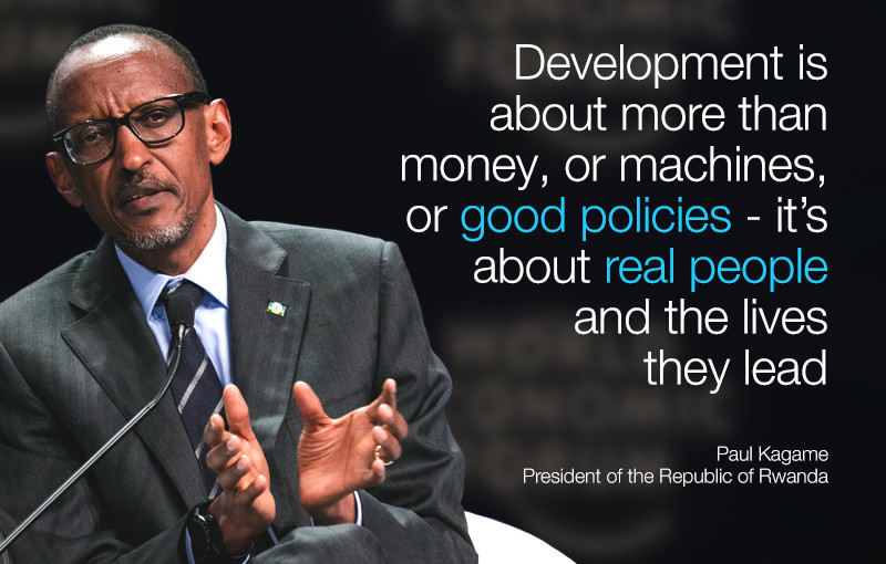 Quotes About The Economy: Top Quotes From Our Africa 2016 Summit