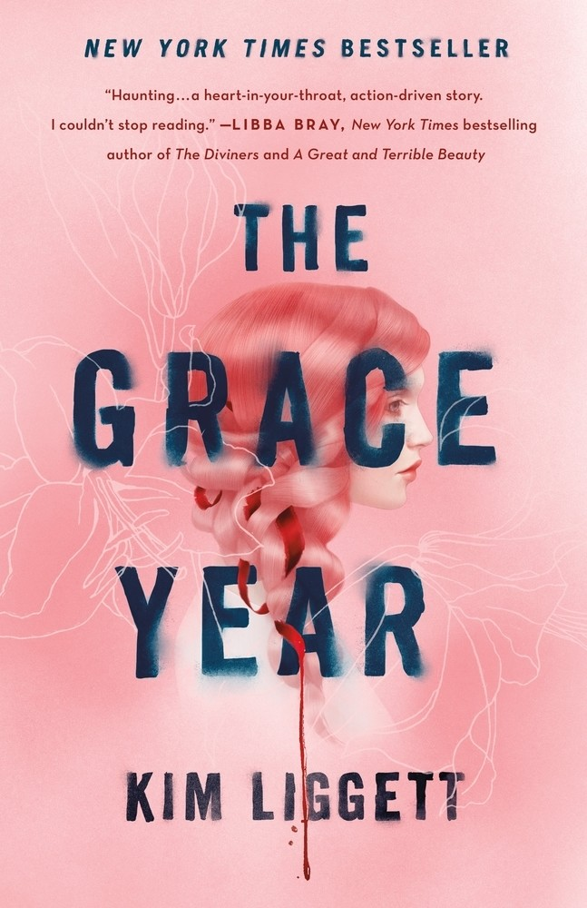 book cover grace year kim liggett macmillan literaure read
