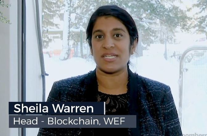 Davos 2019: Blockchain could transform Inida