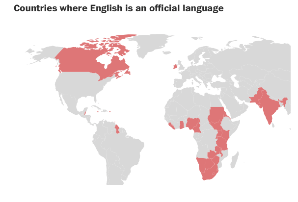 These countries have the most official languages | World