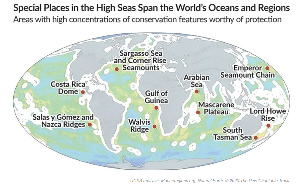 Image of: These Areas Of The Ocean Need Protecting To Support Biodiversity World Economic Forum
