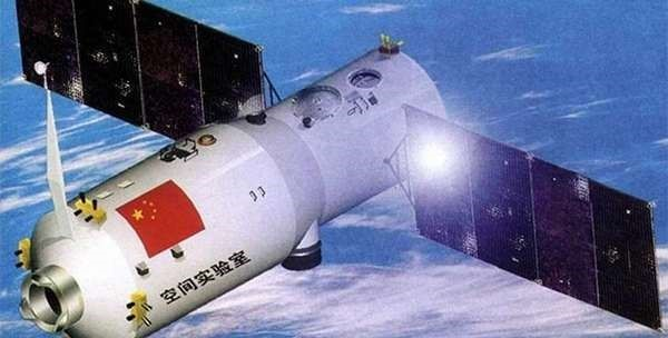 What the Tiangong-2 will look like