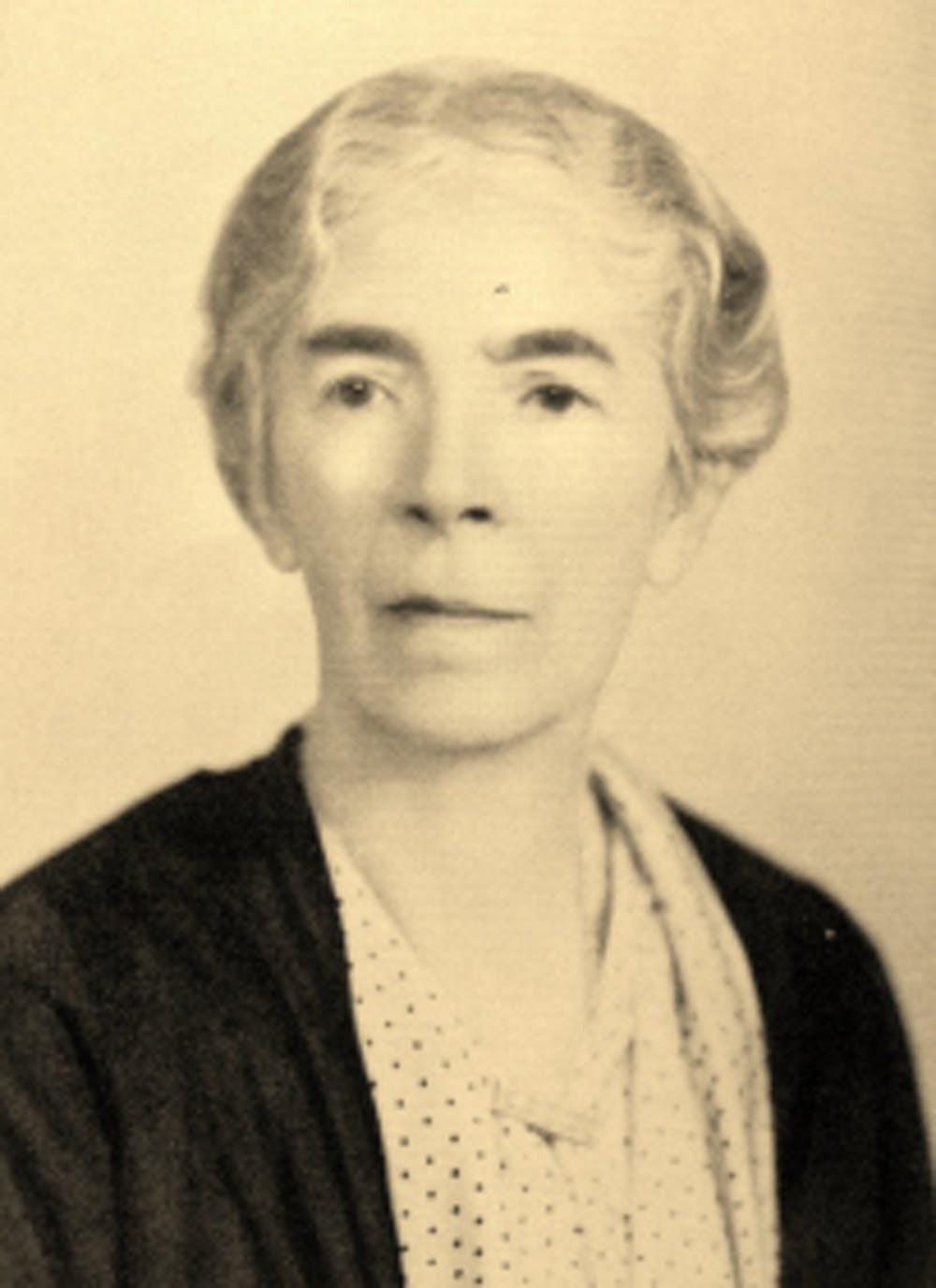 Hilda Oakley.