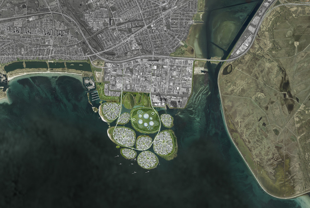 Copenhagen's expansion plans: how it could look in 2040