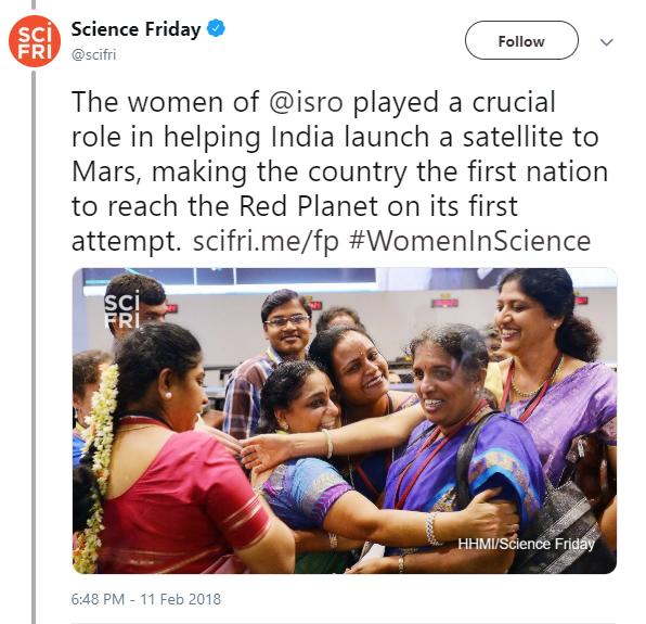 Growing number of women in stem - Big Think