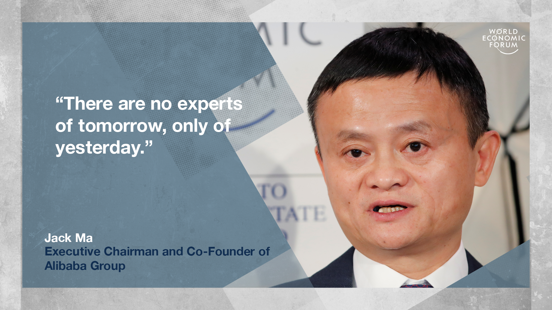 Do Sleep Don T Have Doubts Jack Ma S Guide To Sanity And Success
