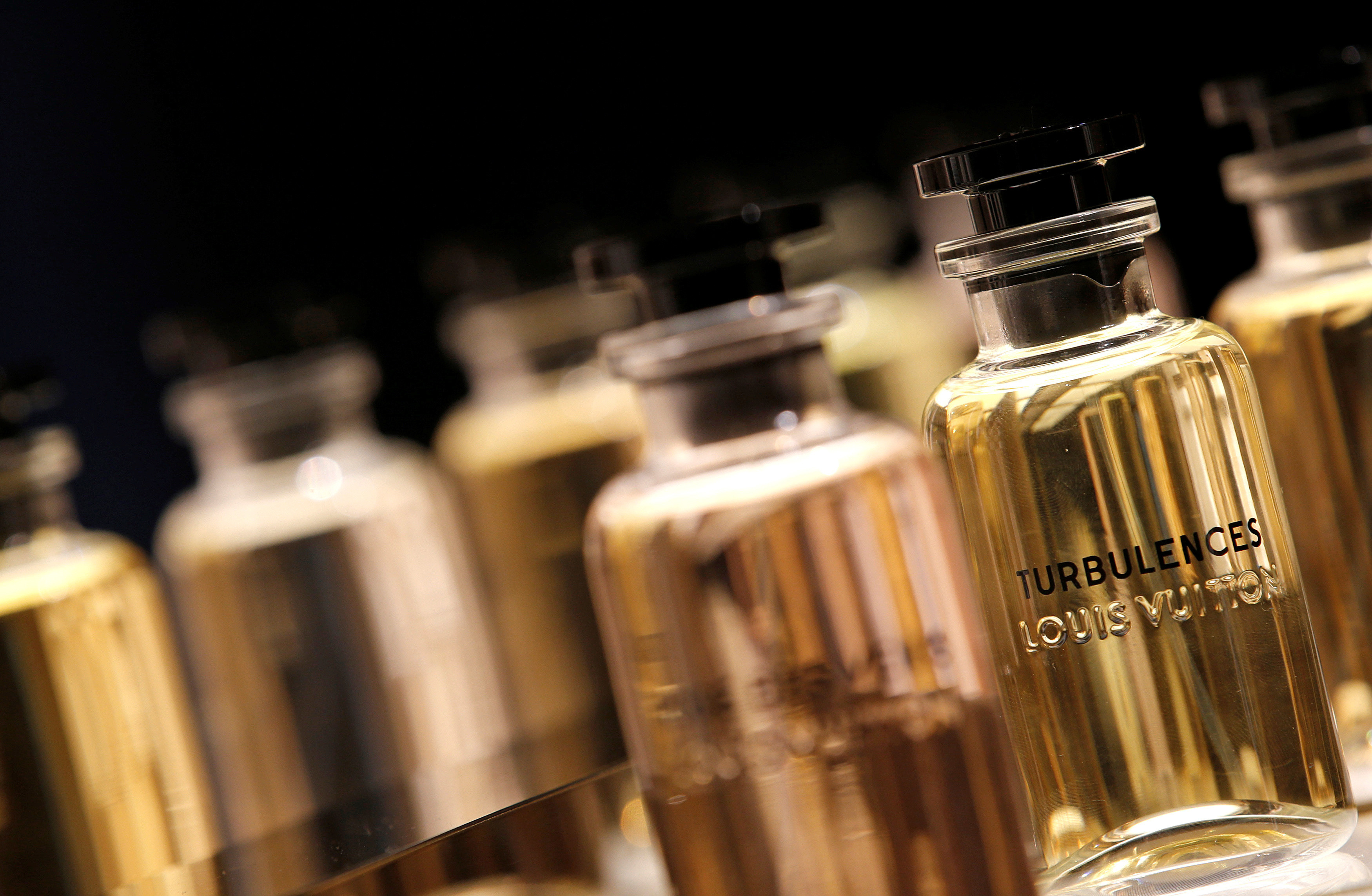 LVMH will use perfume production lines to produce hydroalcoholic gels
