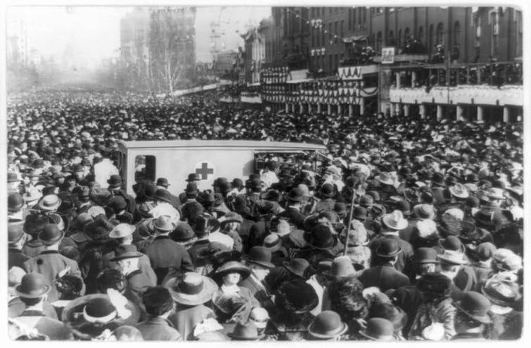 How much have women's rights progressed in the U.S. since the women's suffrage movement?