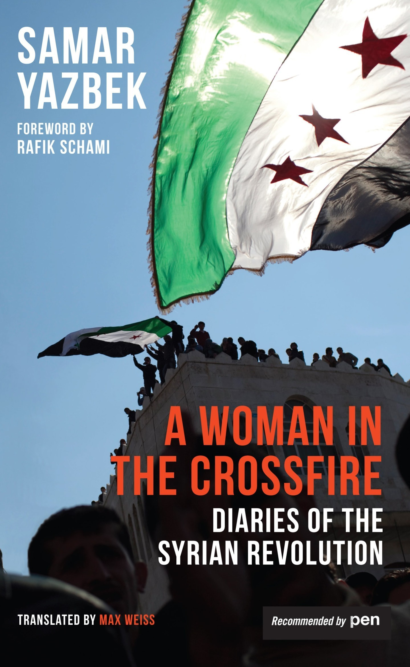 Samar Yazbek's A Women in the Crossfire