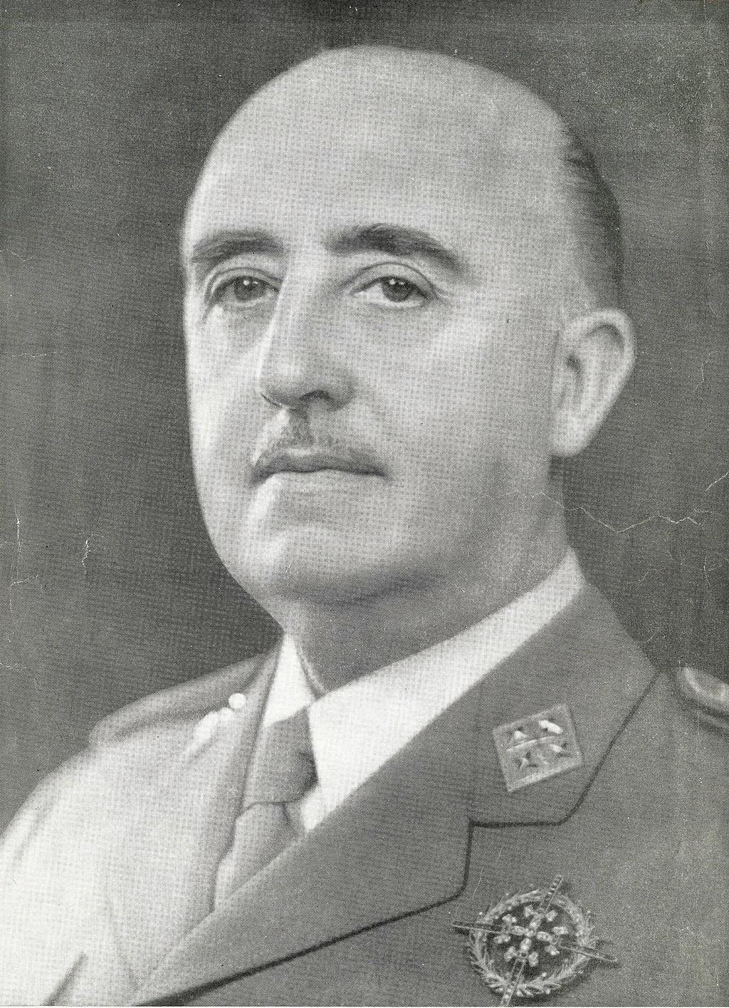 Francisco Franco, 1964