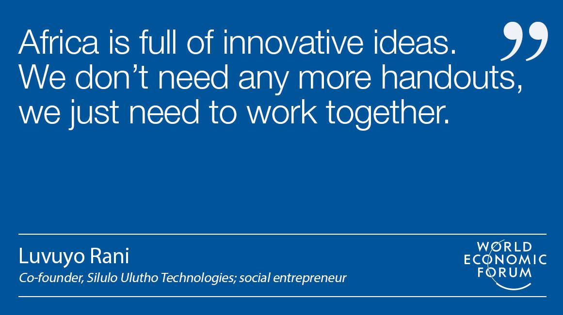 From apartheid township to tech entrepreneur | World