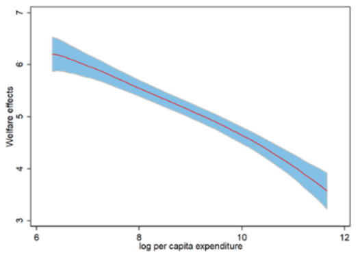 The distribution of the gains from trade welfare poverty society inequality