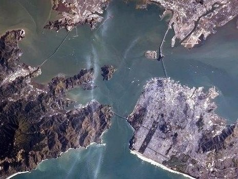 Bridges from space