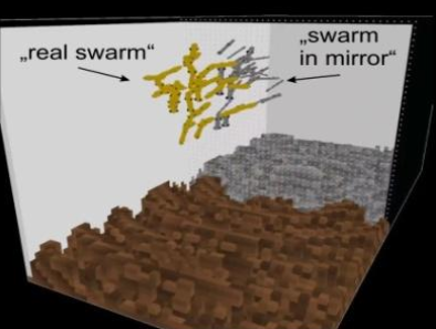 How robot swarms are learning new tricks from nature | World