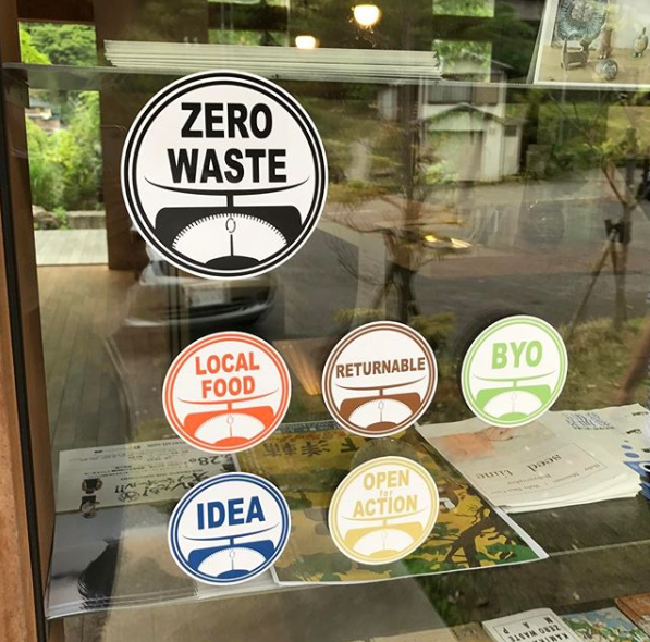 Business and restaurants join the zero waste scheme