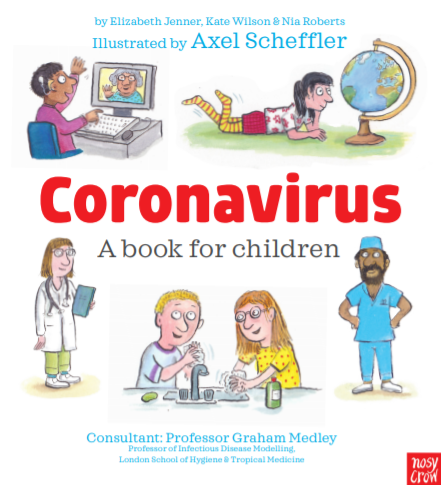 Coronavirus - a book for children.