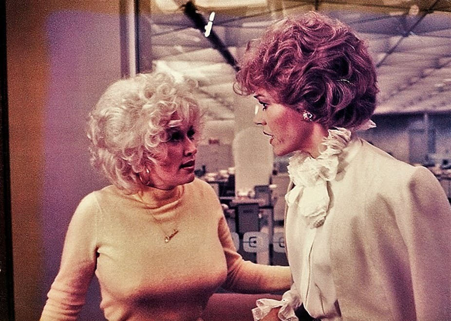 Working 9 to 5, made famous by the Dolly Parton song and movie, is increasingly a thing of the past.