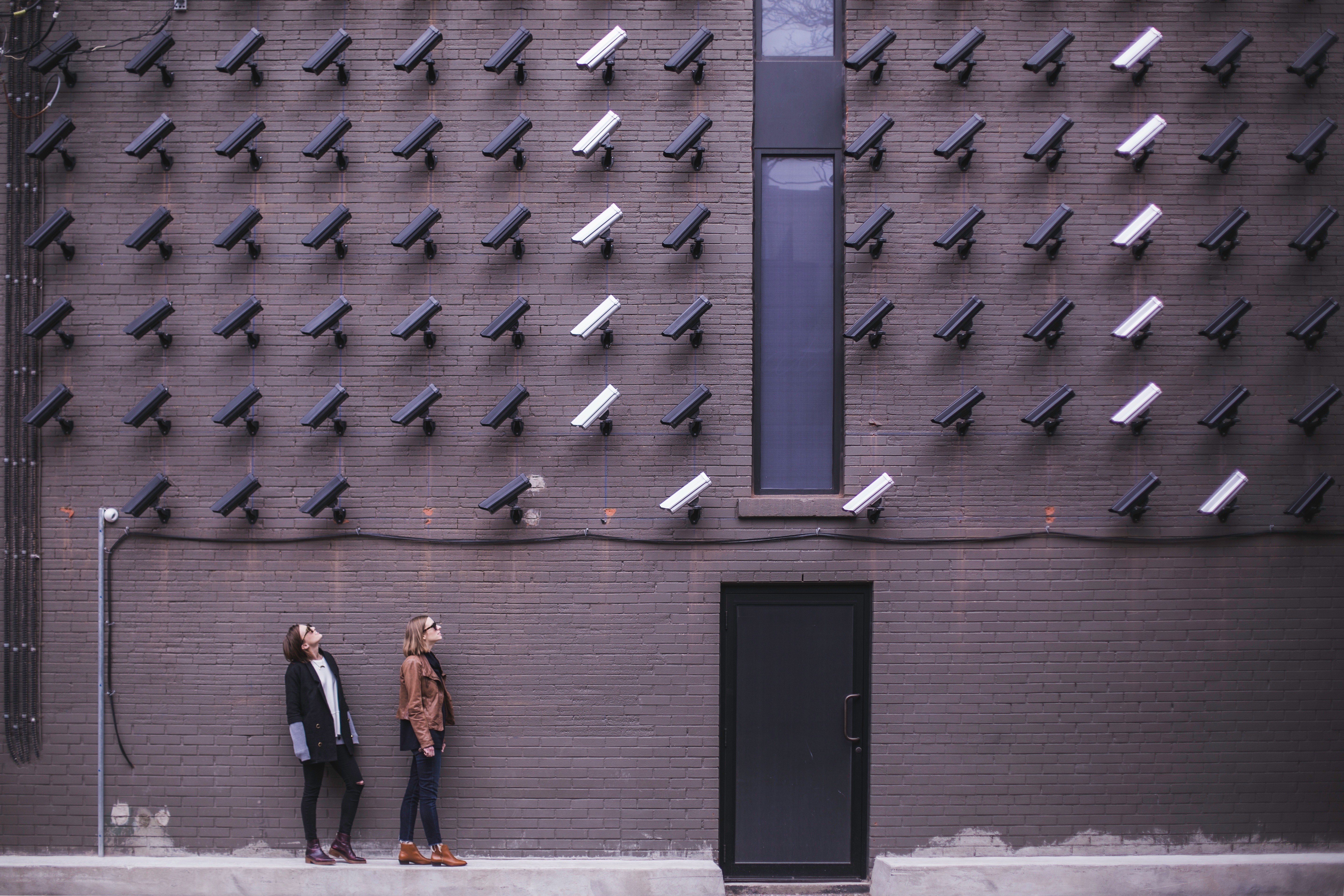 Humans being monitored