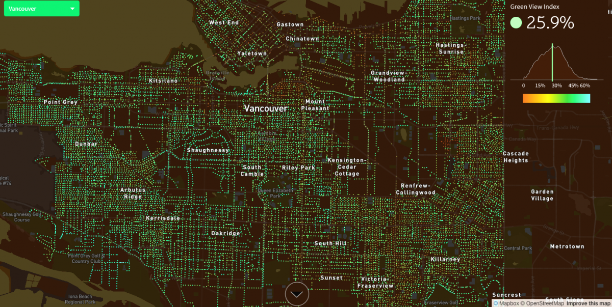 How green is your city these maps compare green spaces around the image mitworld economic forum gumiabroncs Images