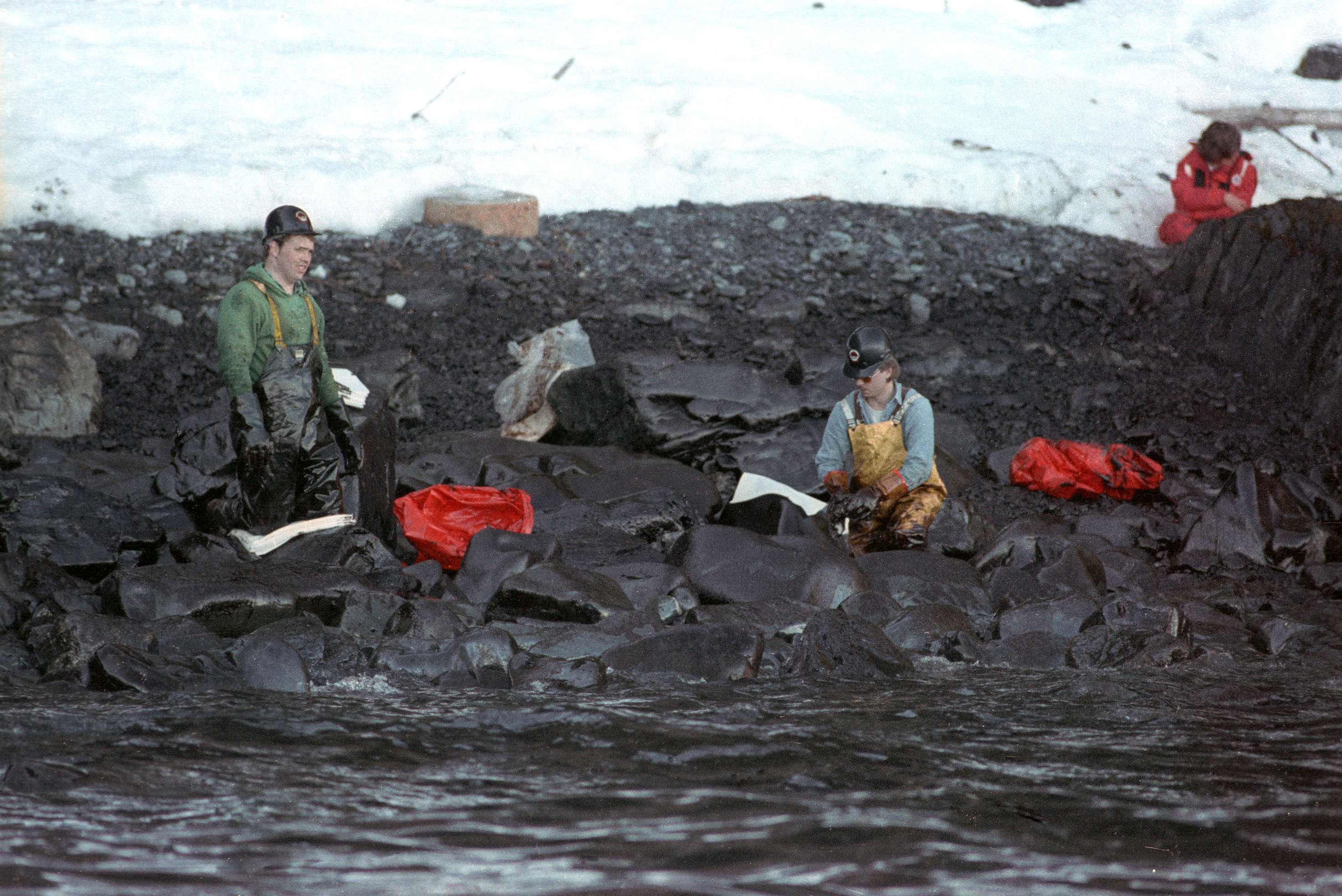 the exxon valdez essay
