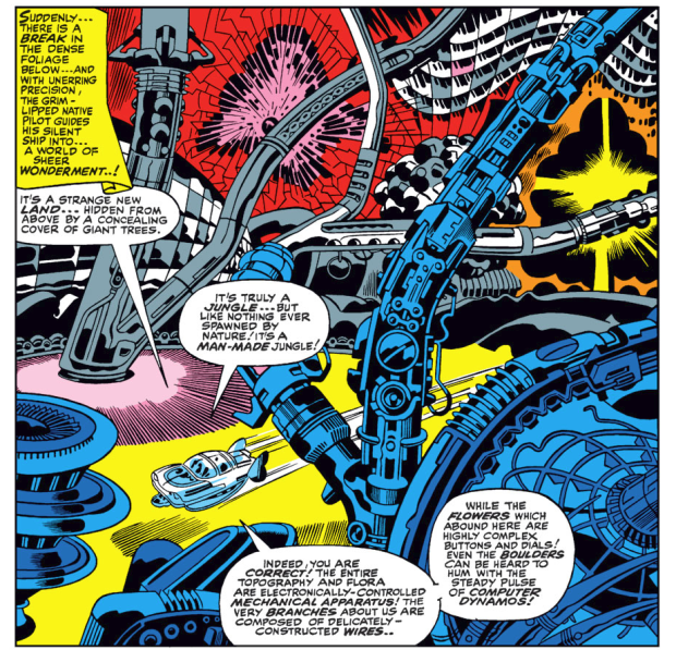 The Wakanda of Stan Lee and Jack Kirby